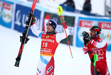 Alpine Skiing World Cup - Men's Slalom