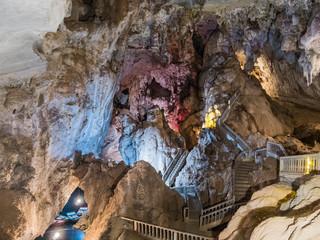 Nang Aen cave near Thakhaek