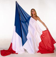Vive la France et les françaises