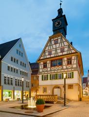 altes Rathaus Künzelsau