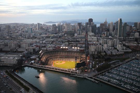 San Francisco AT&T Park