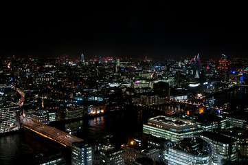 Londra dall'alto