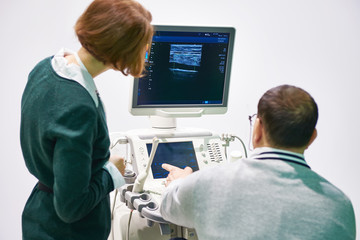 Medical devices for ultrasound man woman
