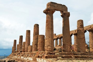 Valley of the Temples, Agrigento (Italy)