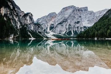 Pragser Wildsee Südtirol Italien