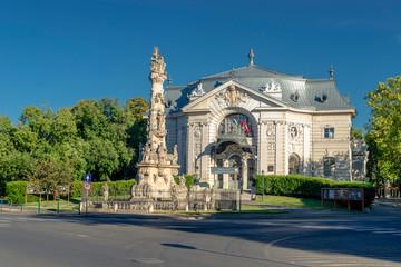 beautiful town in Hungary - Kecskemet Fototapete