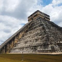 chichen-itza la Piramide Maya Maravilla Del Mundo