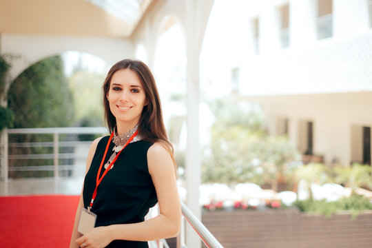 Event Planner Coordinator PR Specialist Employee at Formal Event