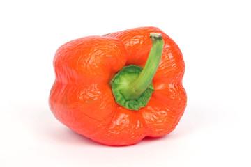 Schrumpelige Paprika