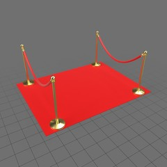 Red carpet module