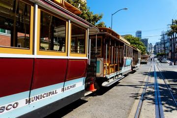 San Franzisko Cable Car