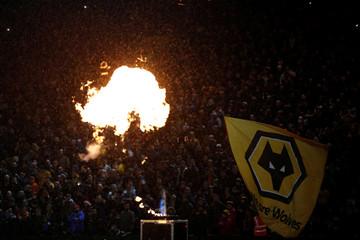 Premier League - Wolverhampton Wanderers v Liverpool