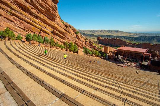 Redrocks Amphitheatre