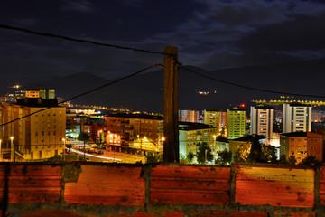 HDR photography at night