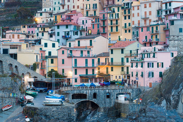 5 terre manarola vernazza  la spezia liguria italian coast italy