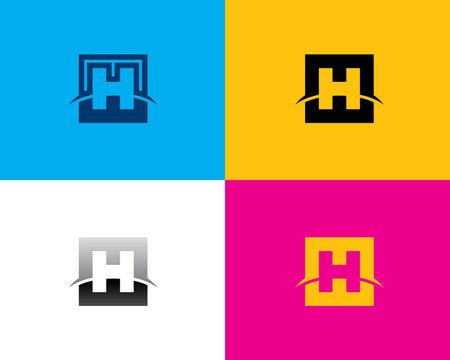 HME Initials Monogram