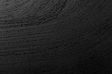 Water droplets on black background - Image texture