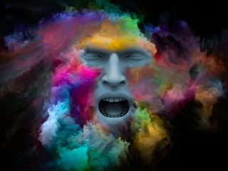 Metaphorical Painted Dream