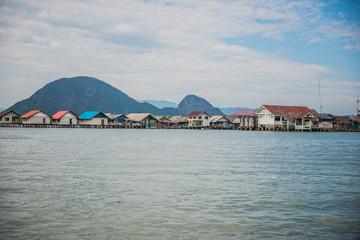 Fisherhome's in Thailand
