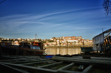Porto is a fascinating town located on Northern od Portugal, on Douro river