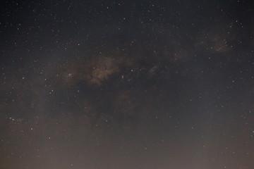 Kruger night sky
