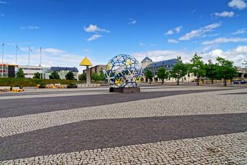 Zentraler Platz Rakvere, Estland