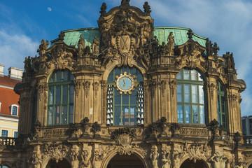 Dresden - Zwinger - Südtor