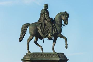 König Johann Denkmal