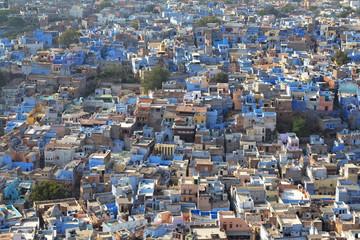Jodhpur city in Rajasthan, India
