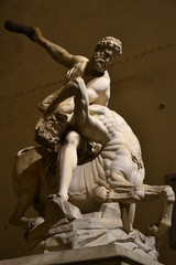 Sculptures and monuments of Florence