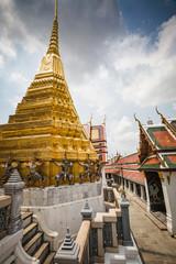Beautiful Royal Grand Palace in Bangkok