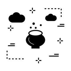 vector Cauldron icon