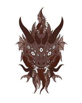 Shub-Niggurat monster, Lovecraft creature