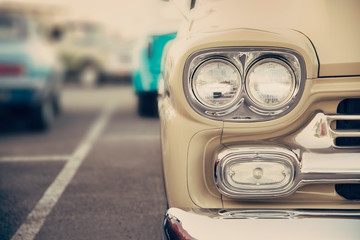 Fotomurales - Vintage classic car