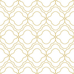 Elegant stylish background. Seamless vector pattern