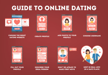How to use online dating app. Virtual relationship