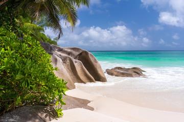 Anse Georgette, Praslin, Seychelles