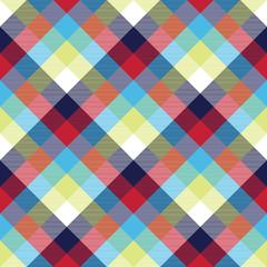 Tablecloth diagonal fabric texture seamless pattern