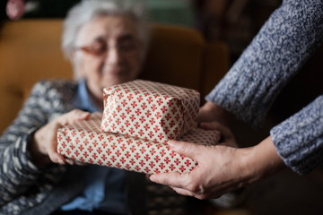 Gifts for grand mother.