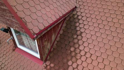 Fototapeta dach obraz