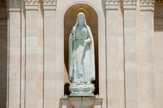 Statue of Our Lady of Fatima - Portugal