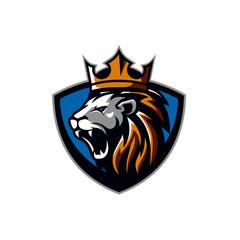 Luxury Lion Logo Templates