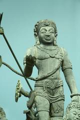 Holztempel, Sanctuary of truth, Naklua, Thailand