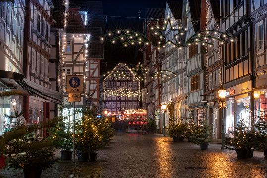 Weihnacht in Melsungen