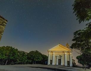 Sternehimmel in Korsika