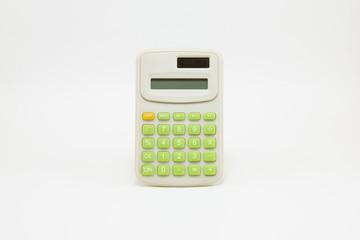 A small bright color calculator