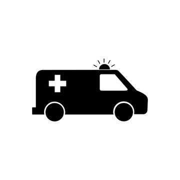 abstract ambulance logo