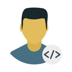 developer  coding  script