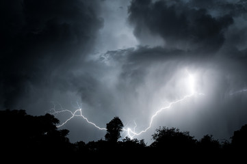 Lightning Contrast