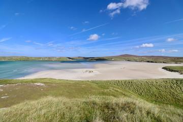 Uig Sands Äußere Hebriden